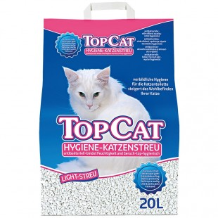 Perfecto TOP CAT Hygiene Prémiové stelivo pro kočky 20Litrů