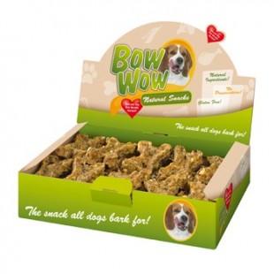 Bow Wow Naturální kost se zeleninou & glukosamin a chondroitin 27ks BOX