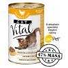 Konzerva Cat Vital 47% Masa Drůbeží + Játra 415g