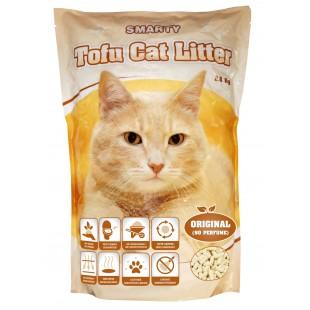 Smarty TOFU podestýlka pro kočky 2,8kg/6litrů