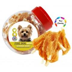 FINE DOG MINI Lízátka kuřecí maso 400g