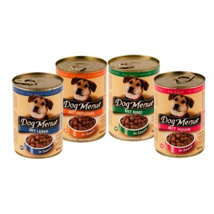 Konzervy DOG MENUE MIX 415g