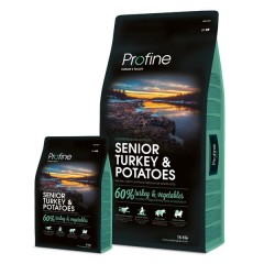 Profine Senior Turkey & Potatoes 15kg