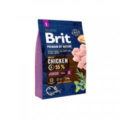 Brit Premium by Nature Junior -S- 3 kg