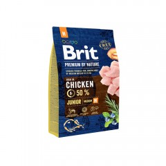 Brit Premium by Nature Junior -M- 3 kg