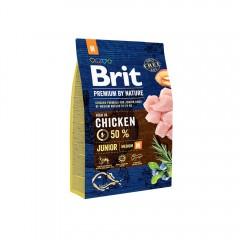 Brit Premium by Nature Junior -M- 3 kg