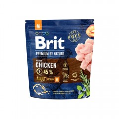Brit Premium by Nature Adult -M- 1 kg