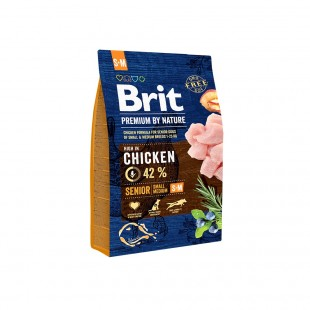 Brit Premium by Nature Senior -S+M- 3 kg