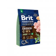 Brit Premium by Nature Junior -XL- 3 kg