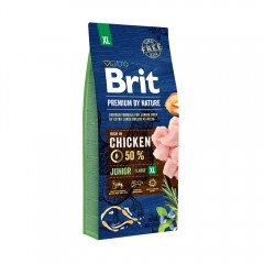 Brit Premium by Nature Junior -XL- 15 kg