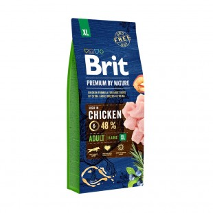 Brit Premium by Nature Adult -XL- 15 kg