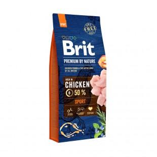 *NEW* Brit Premium DOG by Nature Sport 15 kg