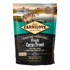 *NEW* Carnilove DOG FRESH Carp & Trout for Adult 1,5kg