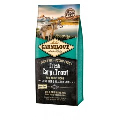 *NEW* Carnilove DOG FRESH Carp & Trout for Adult 12kg