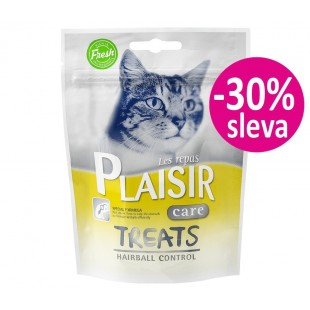 Plaisir Care Cat Treats PAMLSEK Hairball control 60g