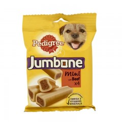 Pedigree Jumbone Mini s hovězím 180g