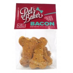 Pet´s Baker Sušenky se SLANINOU 7ks