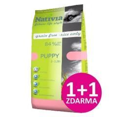 Nativia Puppy 15kg