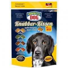 Perfecto Dog Plněné polštářky MIX 100g