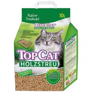 Perfecto Top Cat Dřevěná podestýlka 10l