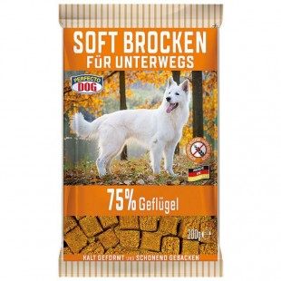 Perfecto Dog Masové kostky SOFT s drůbežím 200g