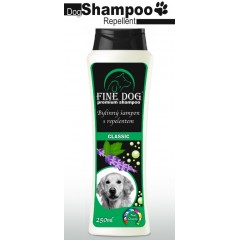 FINE DOG Shampoo Classic 250ml