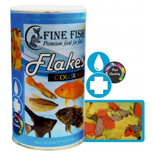 FINE FISH Flakes Premium 500ml / 95g