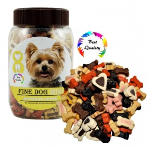 FINE DOG MINI Mix SOFT 300g - DÓZA
