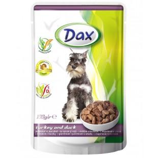 Dax KAPSA pro psa krůtí + kachní 100g