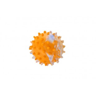 Gumový míček s ostny č.2 SUM-PLAST pr.5,5cm - HRAČKA