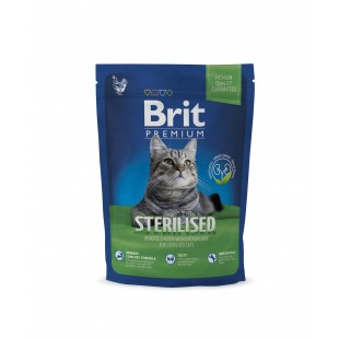 Brit Premium Cat Sterilised 800g