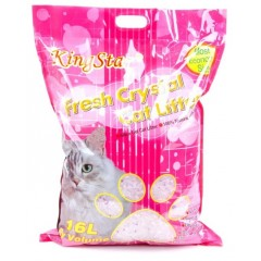 Crystal Litter Cat 16litrů / 6,9kg