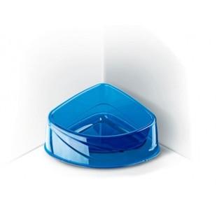 Miska plastová LUX rohová velká 0,82 - 24,5x19x9cm