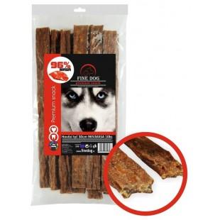 FINE DOG Hovězí tyč 27-30cm 96% MASA 10ks