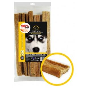 FINE DOG Kuřecí tyč 27-30cm 96% MASA 10ks