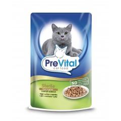 PreVital Cat kapsa STERILE s játry 100g