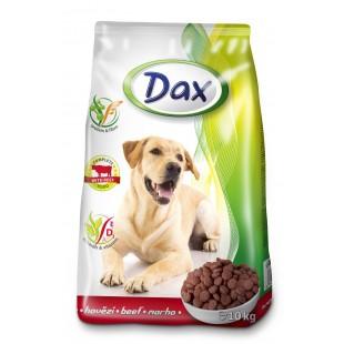 Dax GRANULE pro psa hovězí 10kg