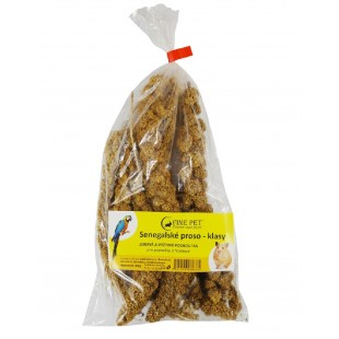 FINE PET Senegalské proso žluté KLASY 100g