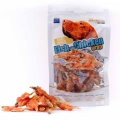 "MAGNUM Sunfish s kuřecím masem 80g ""Fish & Chicken wrap"""