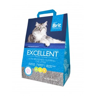 Brit Fresh for Cats EXCELLENT Ultra Bentonite 10kg