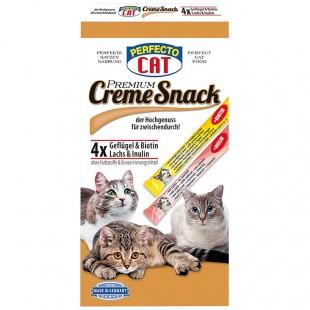 Perfecto Cat Premium Krémová svačinka 8x15g