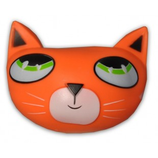 Hračka pro psy vinyl Kočka 10cm - HRAČKA