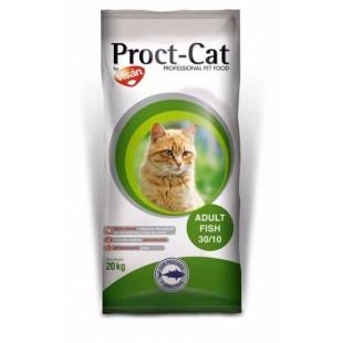 "Visán Proct-Cat rybí 20kg ""FISH"""