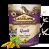 Carnilove Dog Pouch Paté Quall with Yellow Carrot 300g - KAPSA