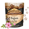 Carnilove Dog Pouch Paté Buffalo with Rose Petals 300g - KAPSA