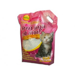 Crystal Litter Cat 10litru / 4,3kg