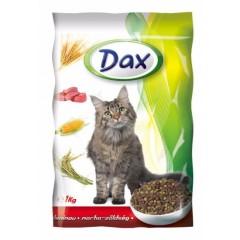Dax GRANULE pro kočku hovězí + zelenina 1kg