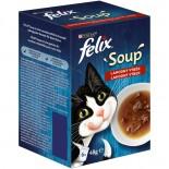 FELIX Soup GiG Lahodný výběr 6 x 48g