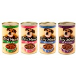 Konzerva DOG MENUE Mix 1240g