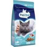 PreVital Cat granule Adult s tuňákem 1,4kg